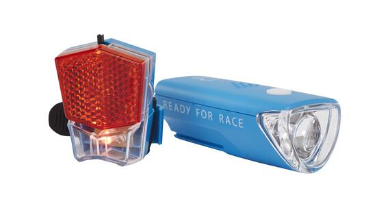 RFR CMPT Beleuchtungsset matt blue'n'white